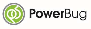 Powerbug Golf Logo